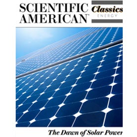 The Dawn of Solar Power Issue Cover