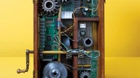 The Origin of Computing