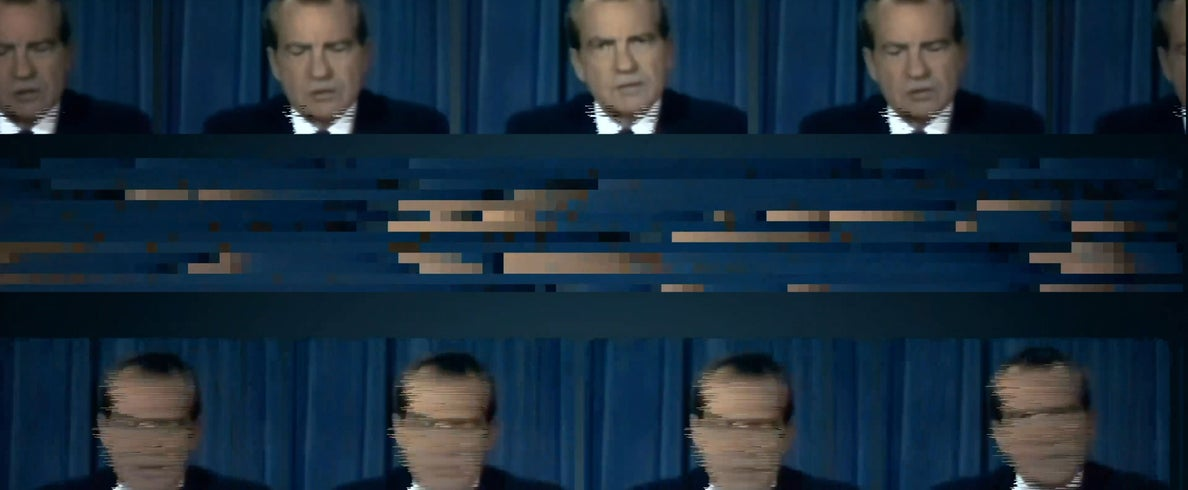 Nixon Deepfaked, a 'Moon Disaster' and an Information Ecosystem at Risk