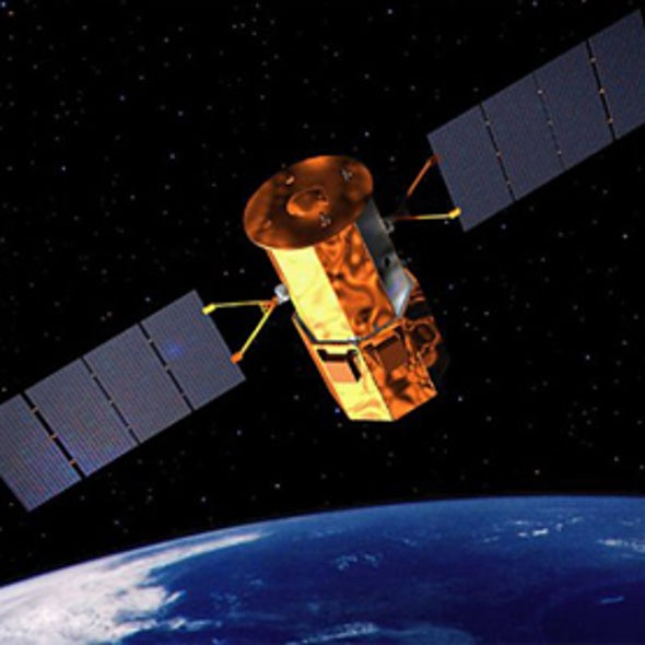 How Failure of Climate Satellite Sets Back Earth Science