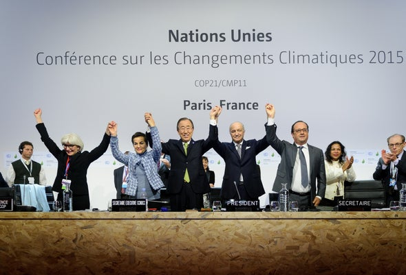 Nations Meet to Turn Climate Pledges into Action