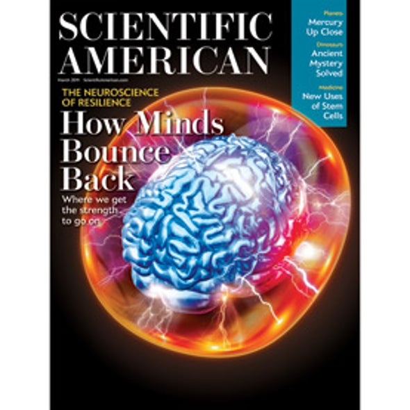 "Readers Respond to ""The Neuroscience of True Grit,"" and Other Articles"