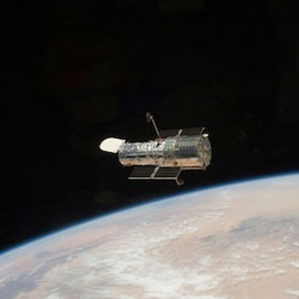 Donated Spy Satellite Could Be Used for Dark Energy and Exoplanet Mission