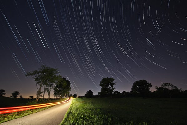 Perseid Meteor Shower Thrills Stargazers Despite Bright Moon