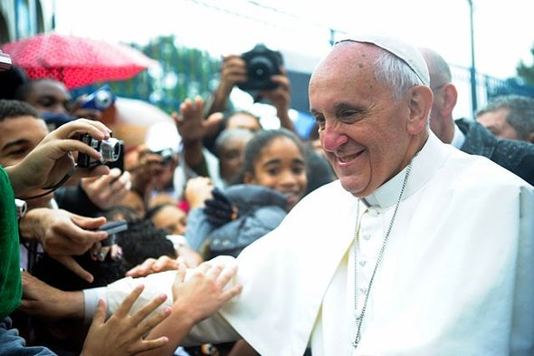 Vatican Joins with U.N. to Make Moral Case for Climate Action