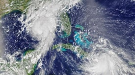 Storm Surge: The Science behind This Year's Unusual Hurricane Season