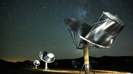 Giant Radio Telescope Scaled Back to Contain Costs