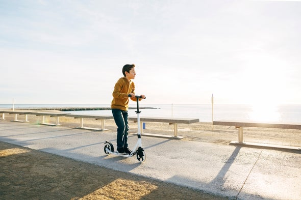 Climate Benefits of Trendy E-Scooters Remain Unclear