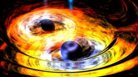 How to Hunt for Gravitational Waves [Slide Show]