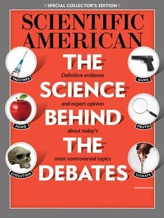 The Science Behind the Debates