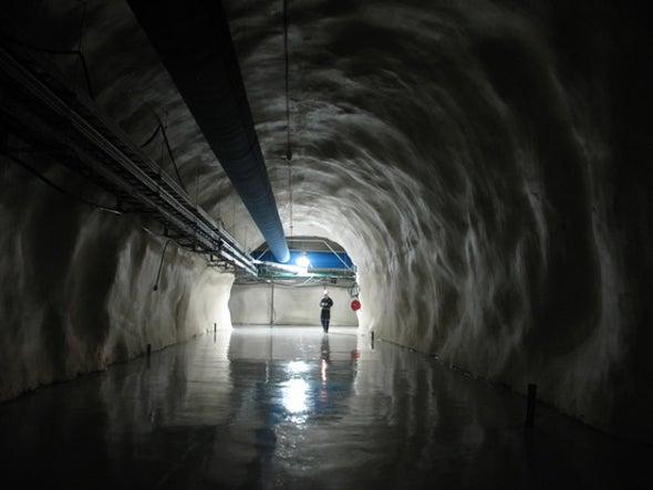 Dark Matter Search Enters Round 2