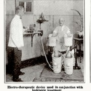 Advances in Medical Care, 1916