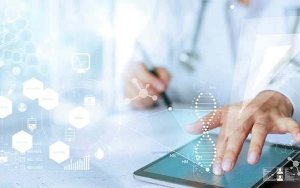 U.S. Health Care Companies Begin Exploring Blockchain Technologies