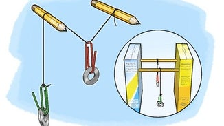 Lighten the Load with a Pulley