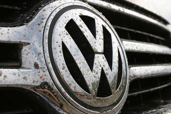 U.S. Sues Volkswagen for Alleged Pollution Cheating