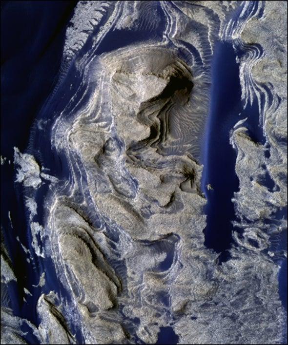 Past Water on Mars