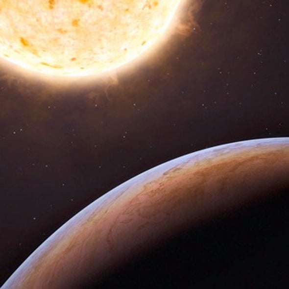 Extragalactic Expat: Newfound Exoplanet Likely Came from Another Galaxy