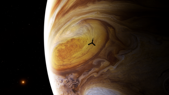 Juno Delivers Stunning New Views of Great Red Spot