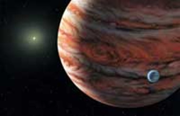 Newly Discovered Planet-Sun Pairing Looks Familiar