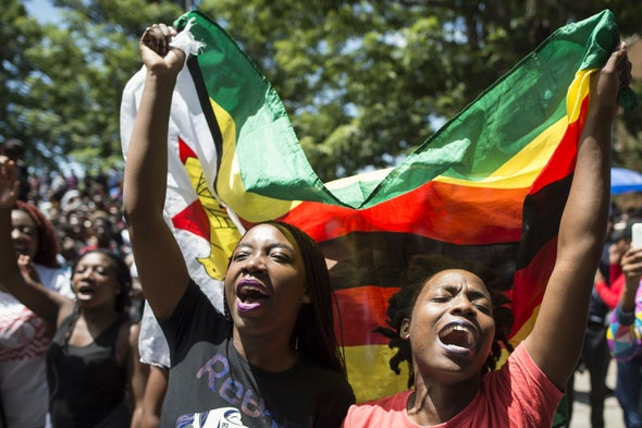 Zimbabwe's Scientists Hope Political Change Will Revitalize Research