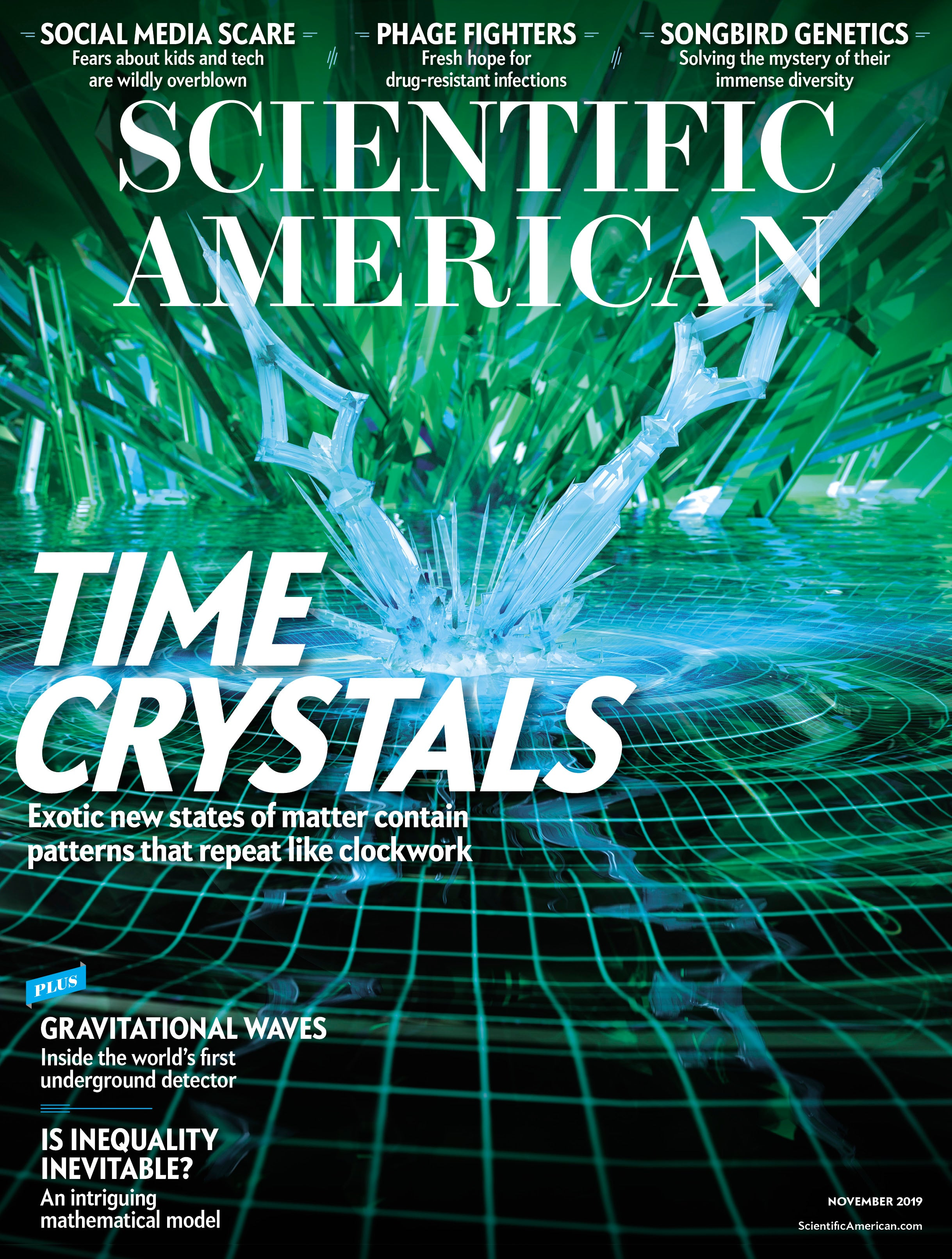 Scientific American Volume 321, Issue 5