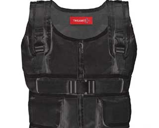 Video Game Vest Simulates Sensation of Being Capped