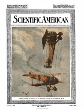 Scientific American Volume 119, Issue 10