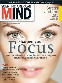 Scientific American Mind Volume 24, Issue 1