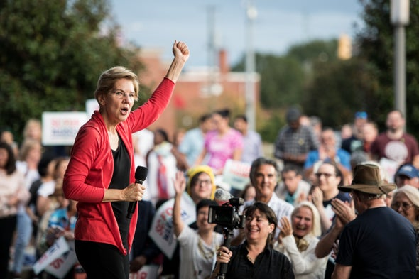 "Will Elizabeth Warren's Stance against ""Junk Science"" Matter to Voters?"
