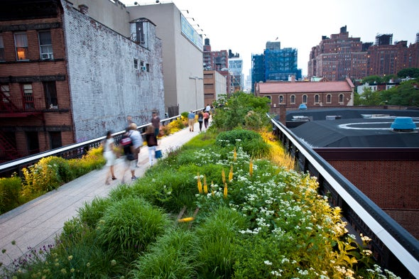 Who Benefits from Public Green Space?