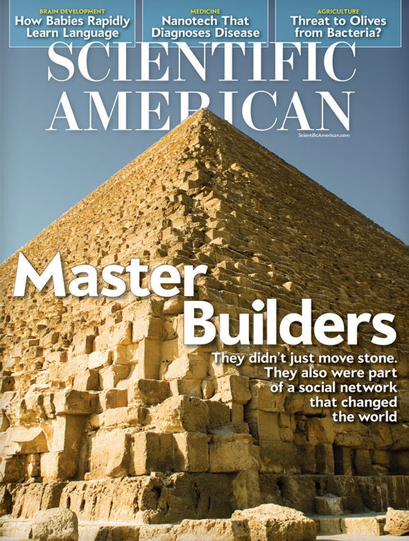 "Readers Respond to ""Master Builders"""