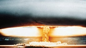 Advances in Monitoring Nuclear Weapon Testing