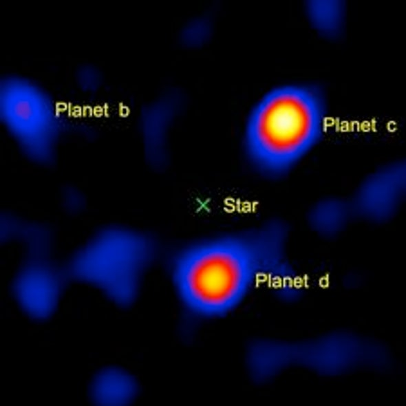 Technological Advances Bring Exoplanets into Clearer View