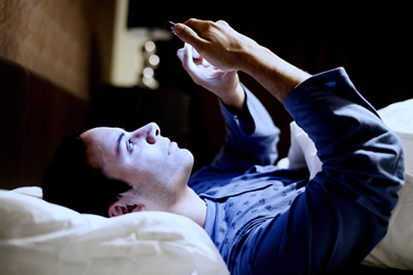 Q&A: Why Is Blue Light before Bedtime Bad for Sleep?
