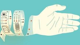 Nanotech Bandages Detect Health Trouble and Deliver Medicine