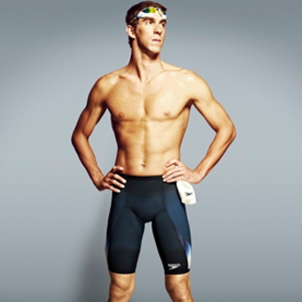 How Speedo Created a Record-Breaking Swimsuit