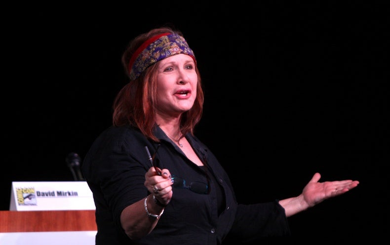 Did Carrie Fisher's Bipolar Disorder Contribute to Her Death?