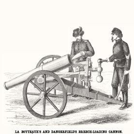 the technology of warfare in 1862 slide show scientific american. Black Bedroom Furniture Sets. Home Design Ideas