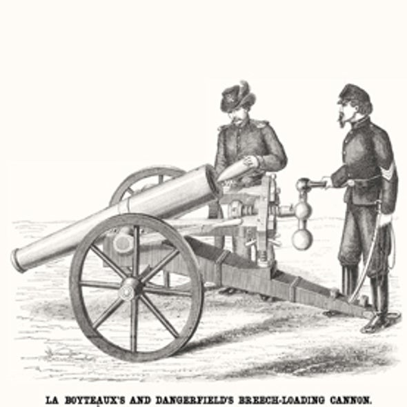 The Technology of Warfare in 1862 [Slide Show]