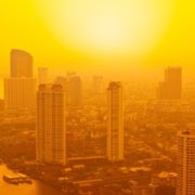 Climate Change May Exacerbate Hot Cities
