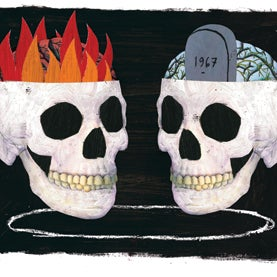 Thinking about Mortality Changes How We Act