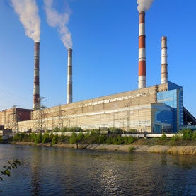 Reftinskaya GRES is the largest thermal power plant in Russia, working on solid fuel.