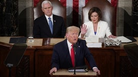 Trump Touts Tree Planting but Ignores Climate in State of the Union Speech