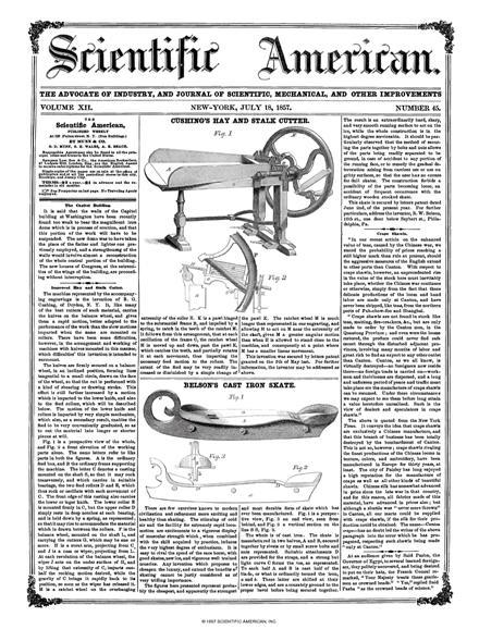July 18, 1857