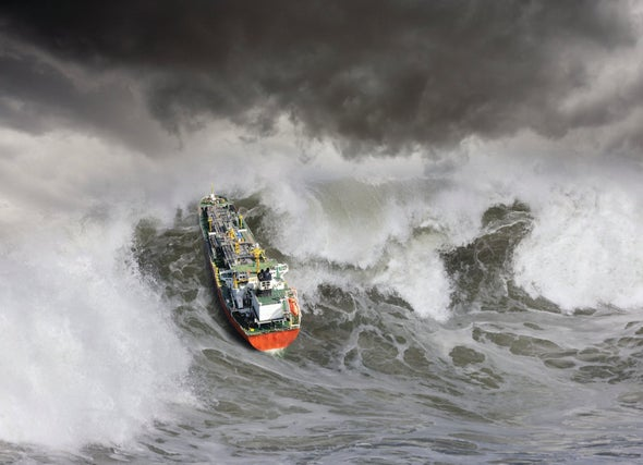 New Model Predicts Sudden Rogue Waves