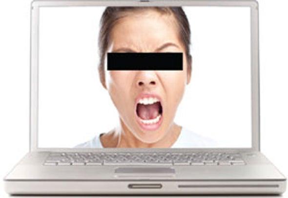 Eye Contact Quells Online Hostility