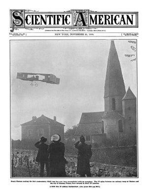 November 21, 1908
