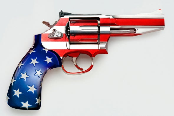 Do Money, Social Status Woes Fuel the U.S. Gun Culture?
