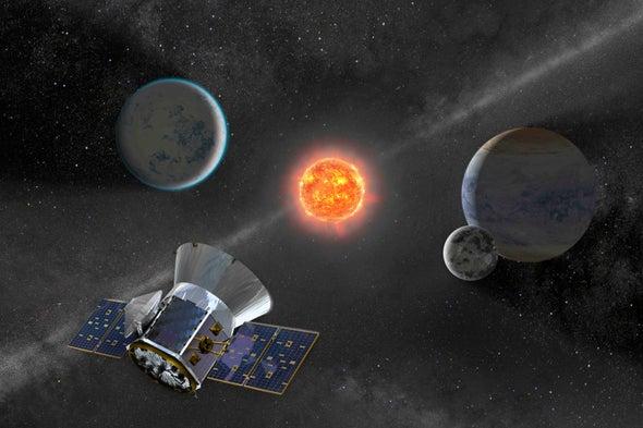 NASA Exoplanet Hunter Racks Up Bizarre Worlds and Exploding Stars