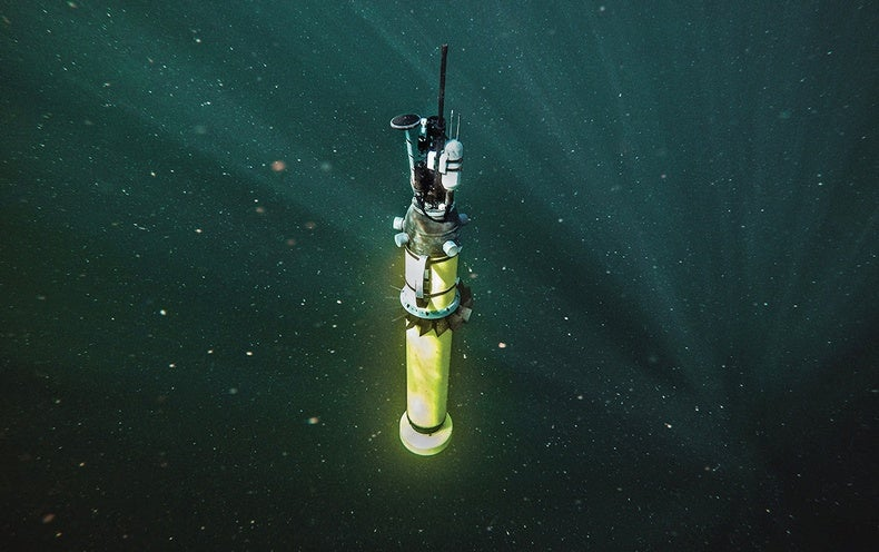 Ice-Diving Drones Embark on Risky Antarctic Mission